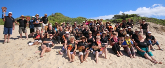Central Coast Ukulele Club